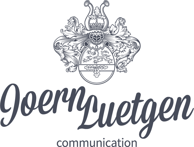 JOERN LUETGEN Communication